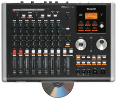 Tascam DP-02 8-track Recorder - Vintage Guitar Gallery of Long island  - 1