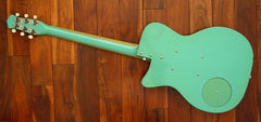 1956 Danelectro U2 Rare Aqua Finish-Danelectro-Vintage Guitar Gallery of Long Island | Vintage Guitar Shop