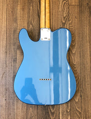 Fender Telecaster 1963 Custom Relic Series Lake Placid Blue W/C.O.A. - Vintage Guitar Gallery of Long Island | Vintage Guitar Shop