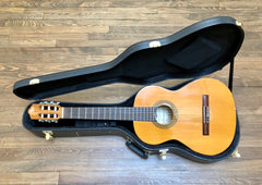 2002 Cayuela Concert Flamenco Guitar - Vintage Guitar Gallery of Long Island | Vintage Guitar Shop
