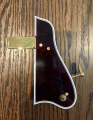 Pickguard w/ Johnny Smith Pickup & controls - Vintage Guitar Gallery of Long Island | Vintage Guitar Shop
