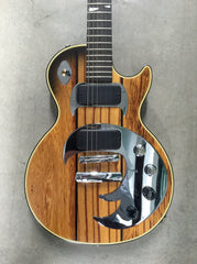 Gibson Les Paul Dark Tiger Robot Guitar Limited Edition 2008 - Vintage Guitar Gallery of Long Island | Vintage Guitar Shop