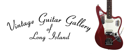Vintage Guitar Gallery of Long Island | Vintage Guitar Shop