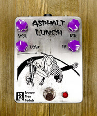 Asphalt Lunch - Raw Sonic Mayhem for Guitar or Bass