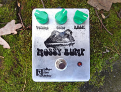 Mossy Bump - Good Old Fashioned Fuzziness