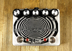 Psycho Andy Deluxe - Dual Distortion / Fuzz Pedal
