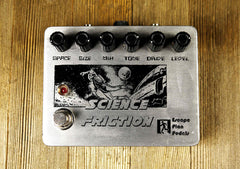 Science Friction - Interplanetary Delay Drive