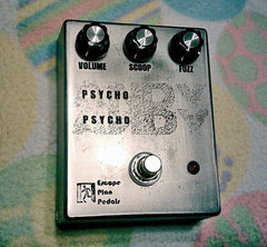 Psycho Andy Fuzz - Singing Fuzz Insanity in a Pedal