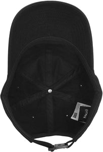 Hugo Boss Men's Casual Cotton Twill Cap Hat With 3D Embroidered Logo