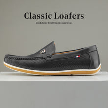 Load image into Gallery viewer, Bruno Marc Men Flat Leather Slip On Casual Driving Loafers Moccasins Dress Shoes