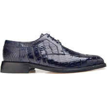 Load image into Gallery viewer, Susa Genuine Crocodile Lace-up Men's Dress Shoe by Belvedere