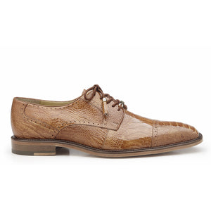 Batta Ostrich Cap Toe Dress Shoe by Belvedere
