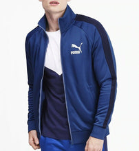 Load image into Gallery viewer, MEN'S PUMA FASHION ICONIC T7 GYM TRACK JACKET + MATCHING PANTS TRACKSUITS