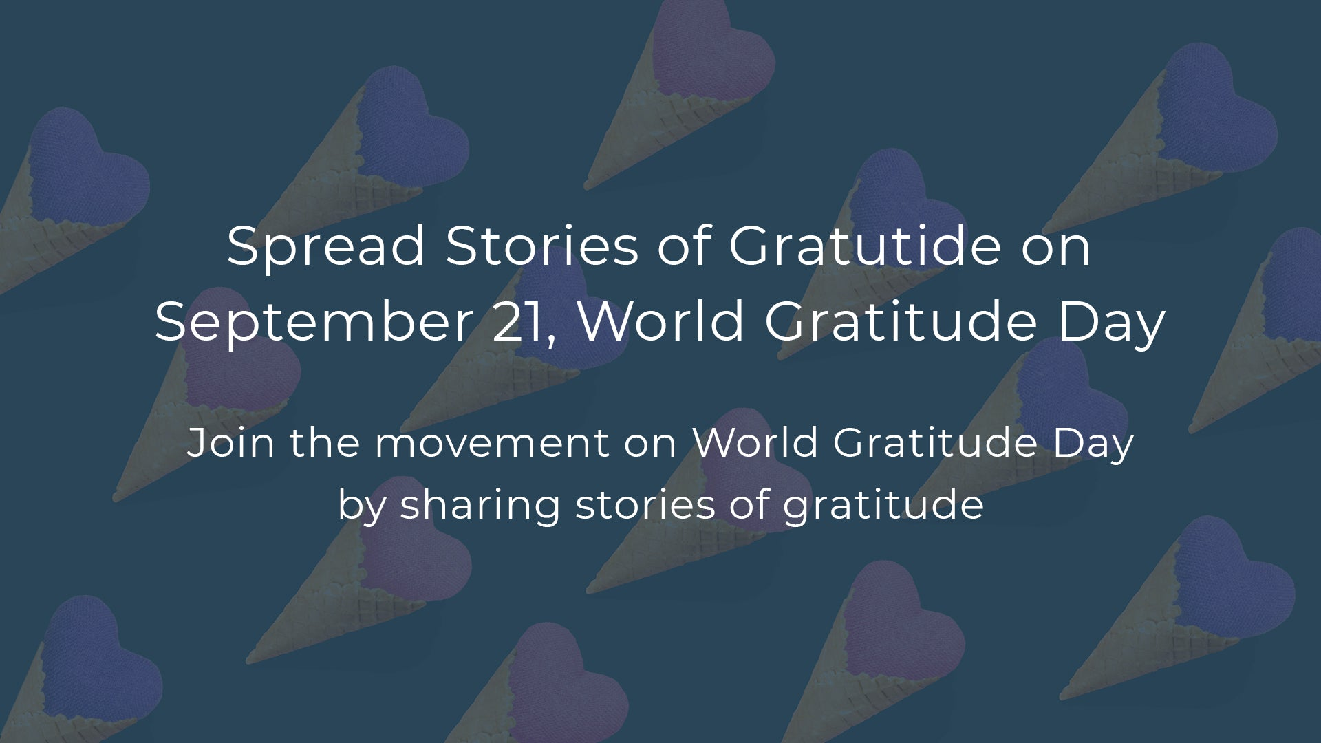 Gratitude Program by the United Project