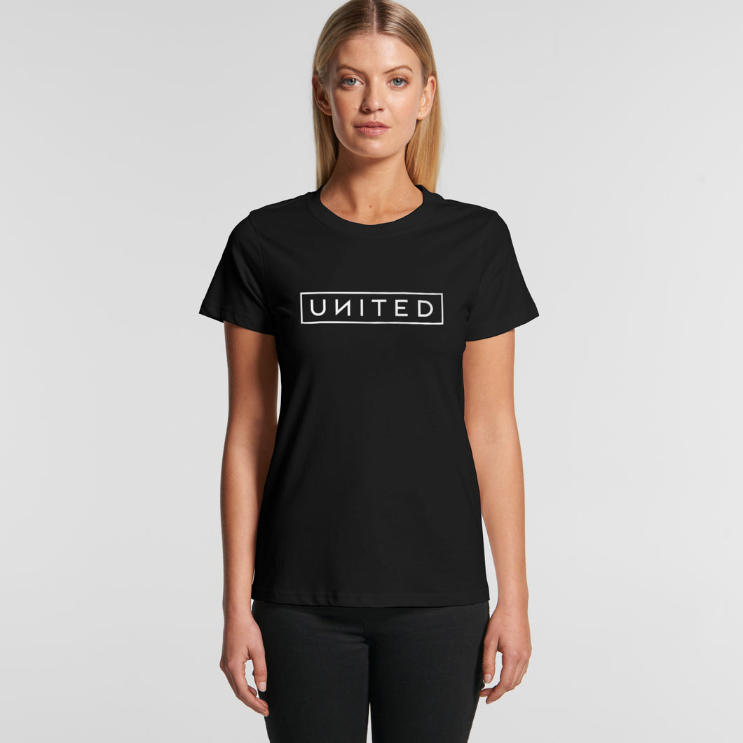 The Andy Reverse Tee - Organic Womens