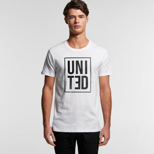 The Ferry Reverse Tee Male W (front) - The United Project