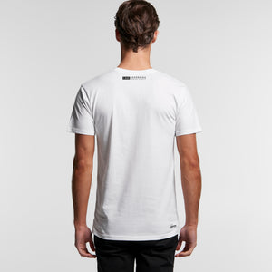 The Ferry Reverse Tee - Organic Mens