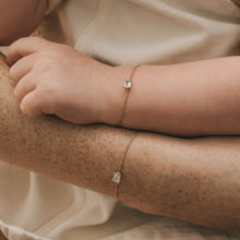 Load image into Gallery viewer, Golden Baby Bracelet