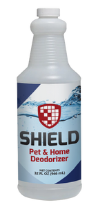 Shield Pet & Home Deodorizer - 32 oz sprayer
