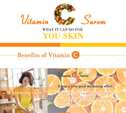 Lanthome Vitamin C Face Serum Stock Solution