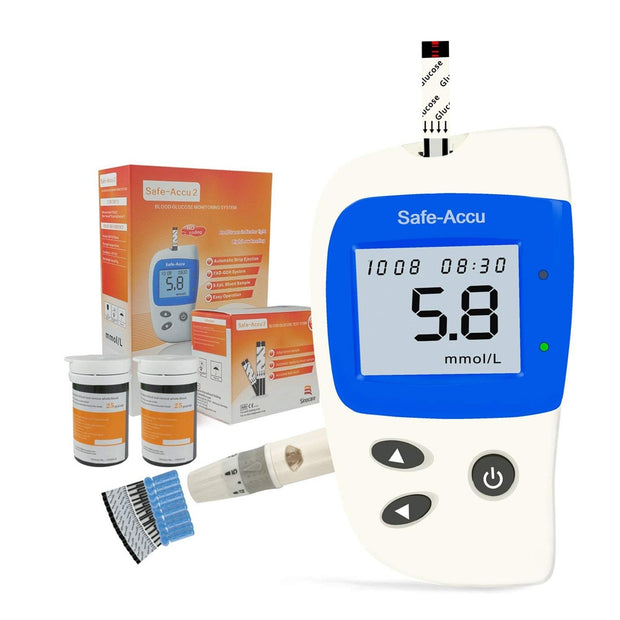 Glucometer Kit Diabetic Blood Sugar meter