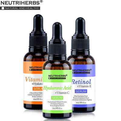 Neutriherbs Face Serum Set with 20% Vitamin C