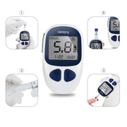 Electronic Glucometer Digital Handheld Blood Glucose