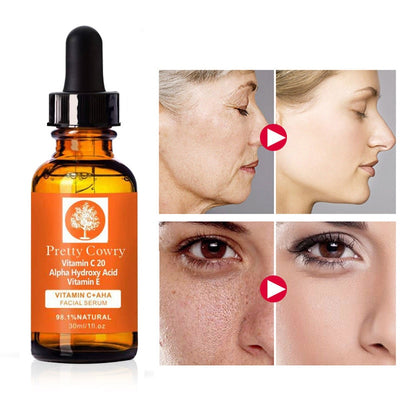 30ml Natural Face Serum Hyaluronic Acid Serum