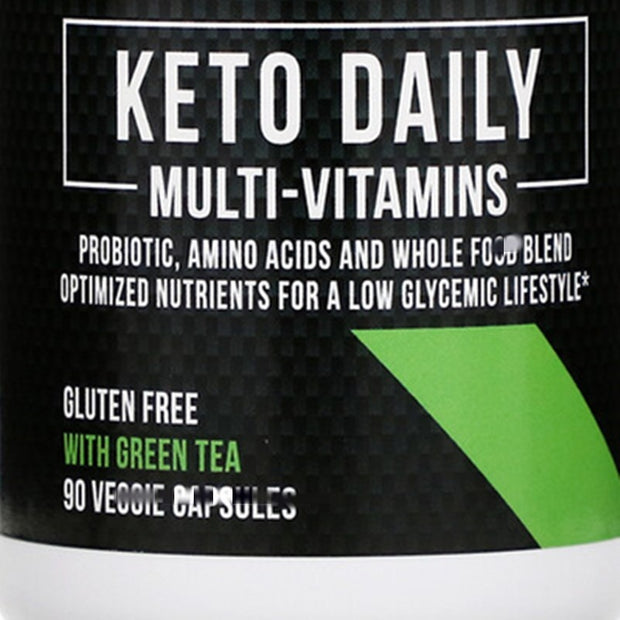Ketogenic multivitamin