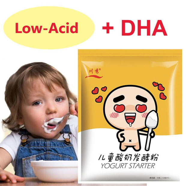 Baby Low Acid Yogurt Starter