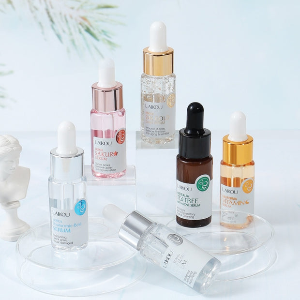 Hyaluronic Acid Face Serum Vitamin C
