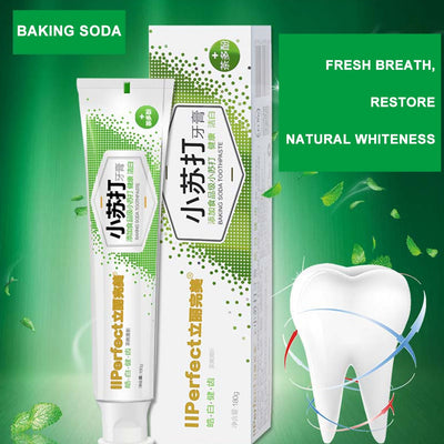 Baking Soda Toothpaste 180g Whitening Oral Tooth Care