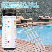50Pcs 14-in-1 Drinking Water Test Kit