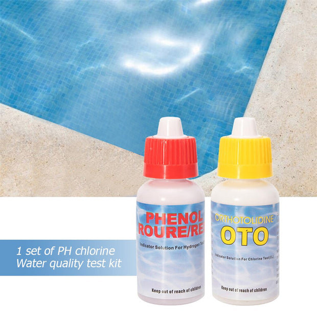 Swimming Pools PH Value Water Quality