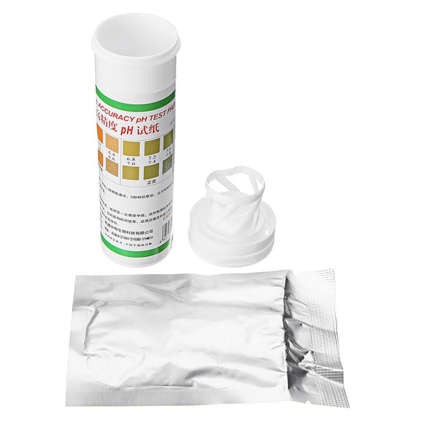 High Accuracy Body Healthy PH Test Strip