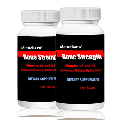 Multivitamins Bone Strength
