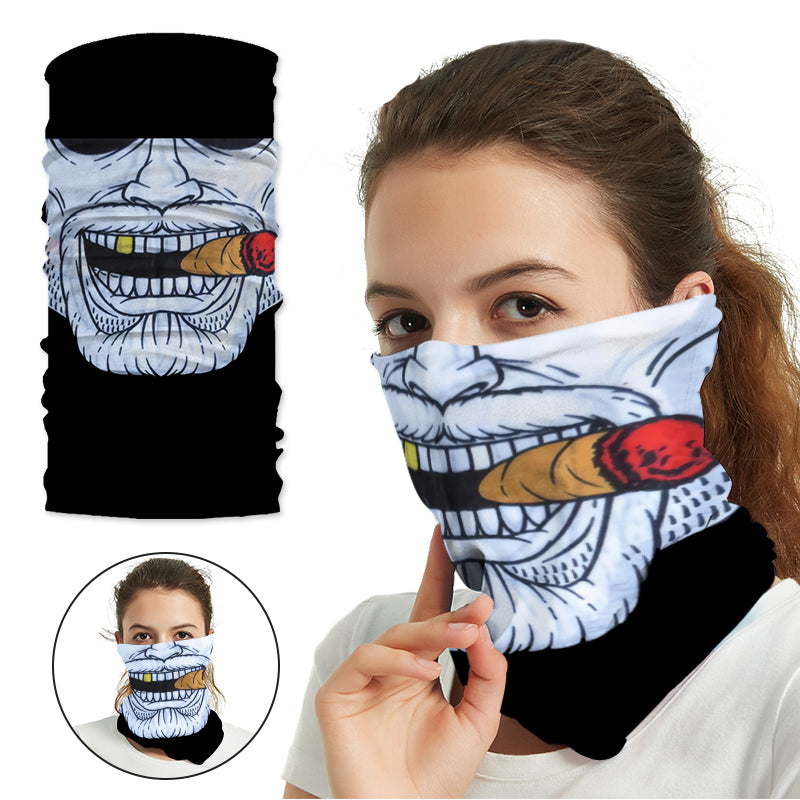 Magic Neck Gaiter NO 004