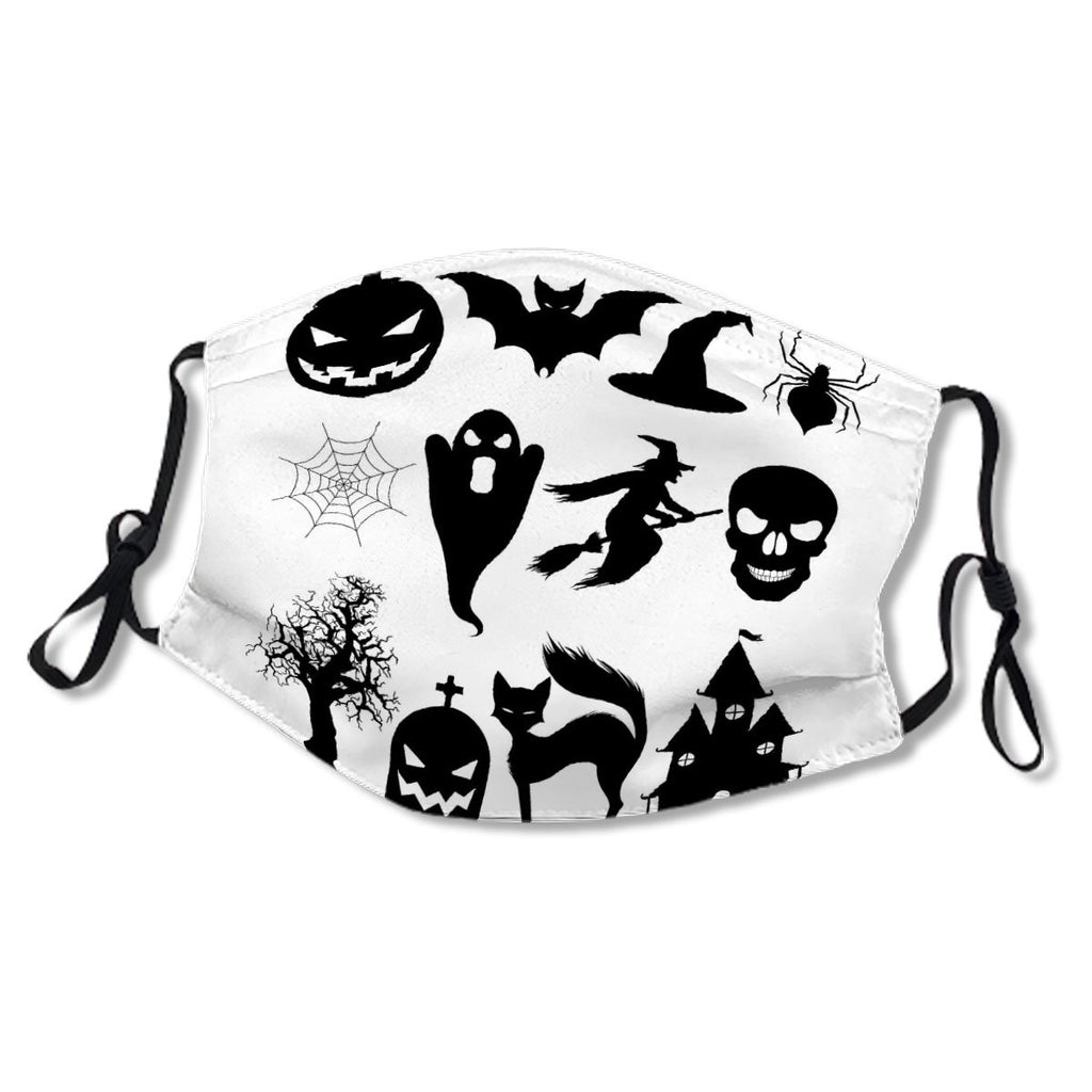 Halloween Black And White Combo No. CH7UJZ