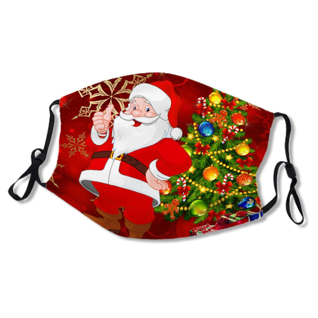 Merry Christmas Santa Claus Women'S No. G3P5SZ