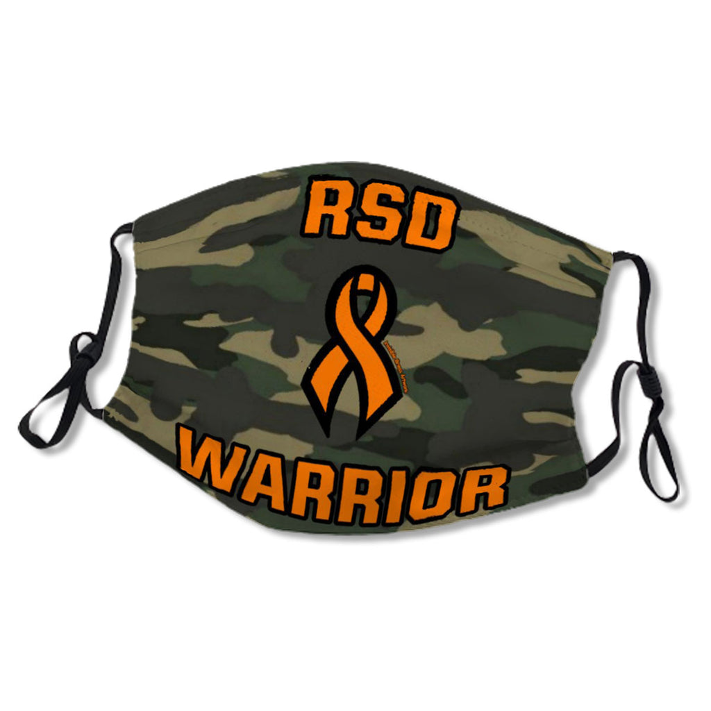 Camo...RSD Warrior Cloth NO. WKKQO9