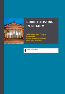 Guide to listing in Belgium