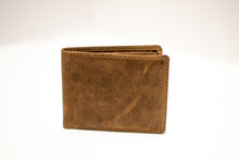 Load image into Gallery viewer, Buffalo Hide Wallet #211