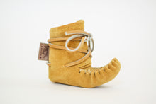 Load image into Gallery viewer, Baby Laurentian Chief High-Top Wrap Moccasins