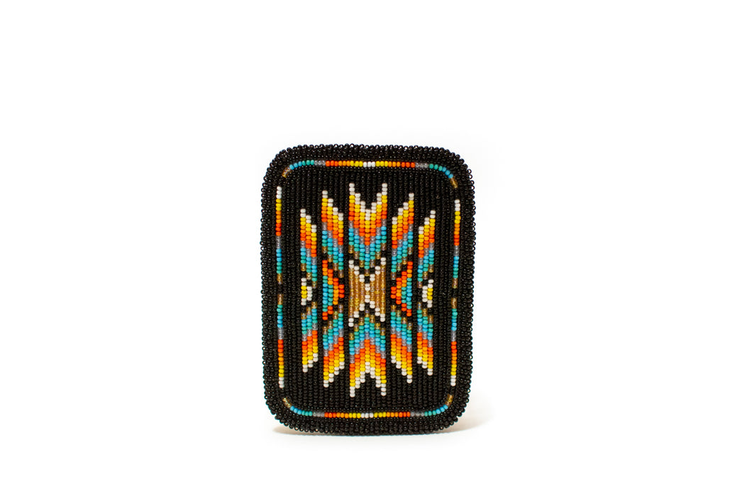 Blackfoot Beaded Cardholder
