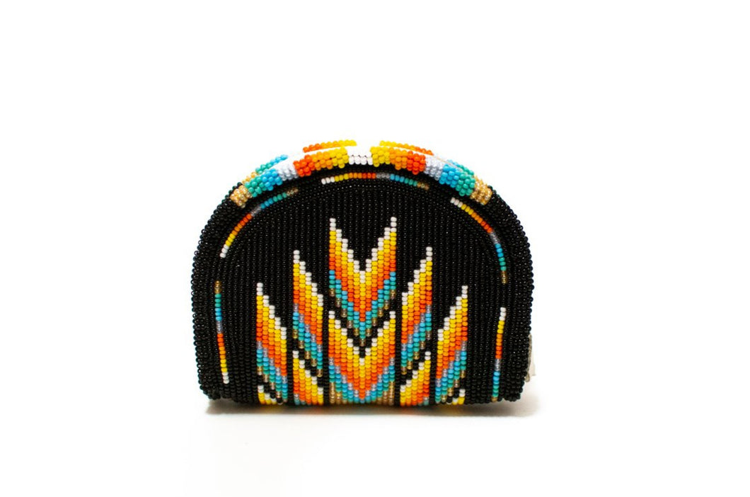 Blackfoot Beaded Coin Purse