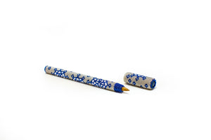 Beaded Pen by Michelle Ferguson