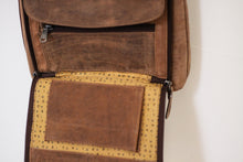 Load image into Gallery viewer, Buffalo Hide Bag with Organizer #2400