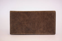 Load image into Gallery viewer, Buffalo Hide Billfold #235