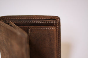 Buffalo Hide Unisex Billfold #237