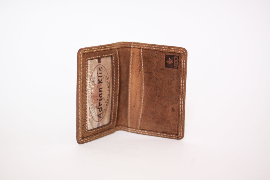 Men's Buffalo Hide Wallet #223